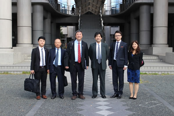 2015年度訪問者対応 | 大阪大学大学院 医学系研究科 医学科国際交流センター