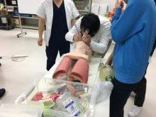 大阪府医師会認定ACLS講習を開催しました(開催日:2019年4月5日(金))
