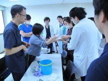 研修医勉強会を開催しました(2020年3月3日)